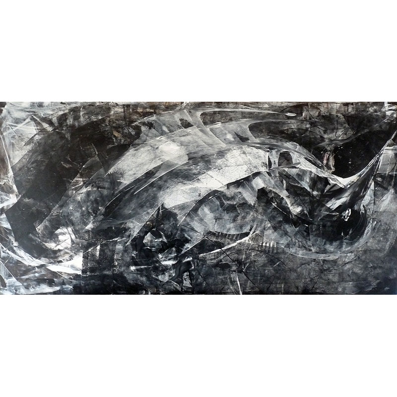 « Kronos » l'oiseau mort - LOUIS-ROGER
